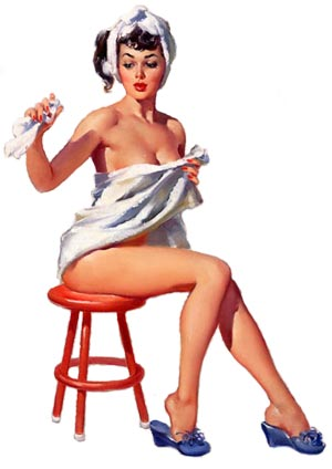 Pin Up de Joyce Ballantyne