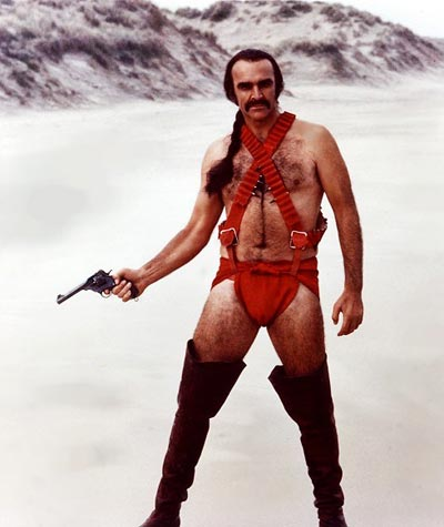 Sean Connery, en Zardoz
